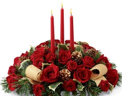 Holiday Centerpieces