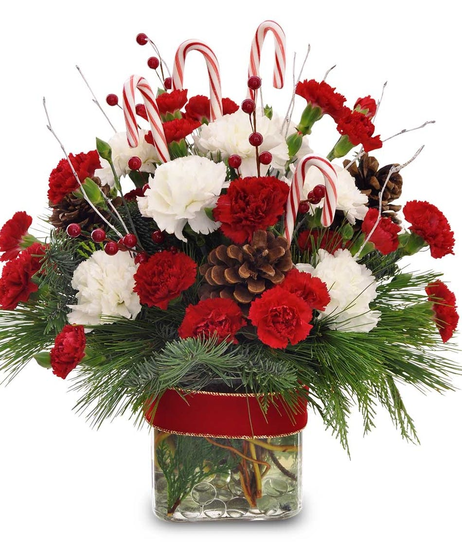 Anchorage AK Holiday Flowers | Bagoy\'s Florist Flower Delivery