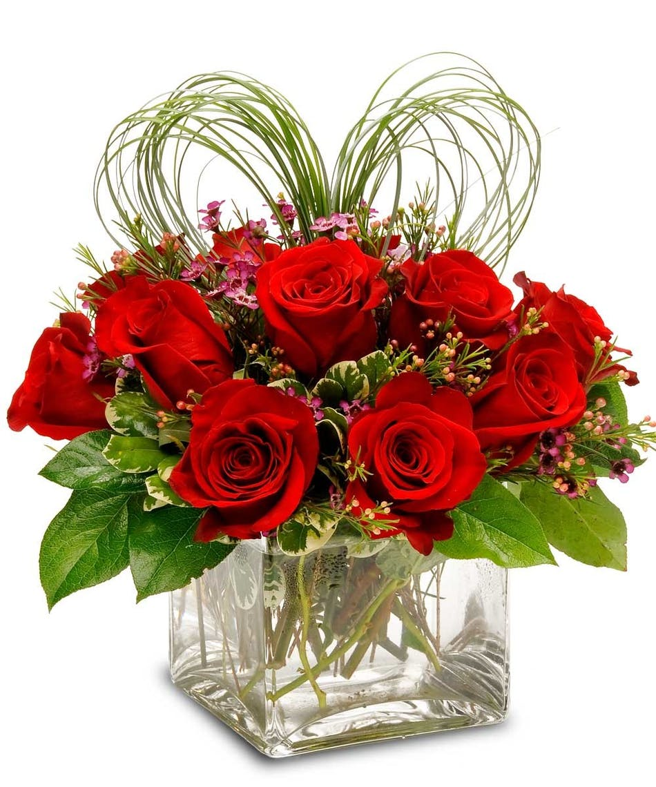 Romantic Flowers & Gifts | Anchorage Florist & Flower Delivery