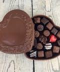 Solid Heart of Truffles