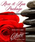 Birthday Roses & Spa Package