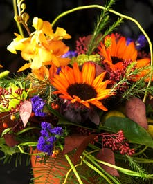 centerpiece, thanksgiving, fall, setting, table,  luxury