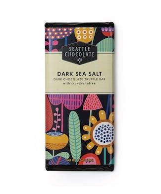 Dark Sea Salt Chocolate Bar