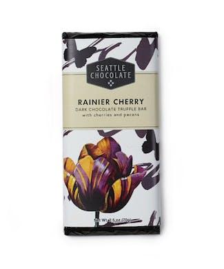 Rainier Cherry Dark Chocolate Bar