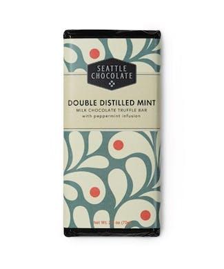 Double Distilled Mint Chocolate Bar