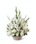 Premium--more flowers, fuller look, larger basket size