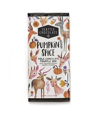 Pumpkin Spice Chocolate Bar