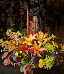 Gourmet Blooms Centerpiece