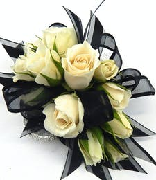 Moonglow Corsage