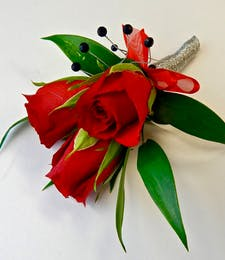 Eternal Flame  Boutonniere