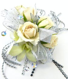 Ice Queen  Corsage