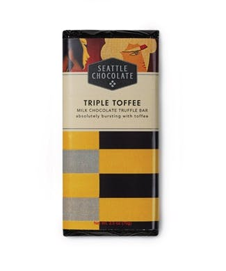 Triple Toffee Chocolate Bar