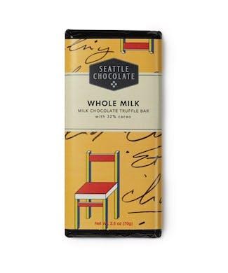 Whole Milk Chocolate Bar