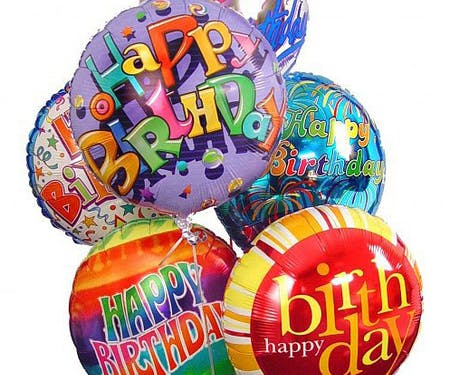 Balloons & Cards