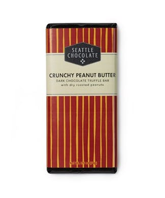 Crunchy Peanut Butter Chocolate Bar