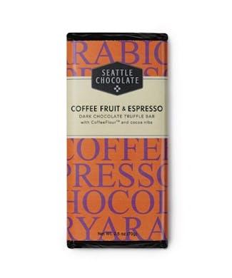 Coffee Fruit & Espresso Chocolate Bar
