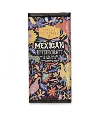 Mexican Hot Dark Chocolate Bar